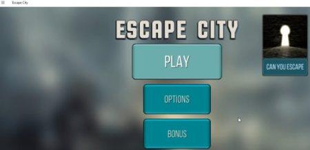 escape city home