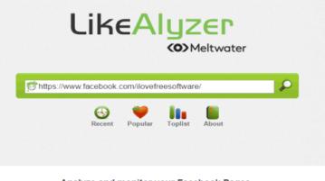free online facebook page analyzer