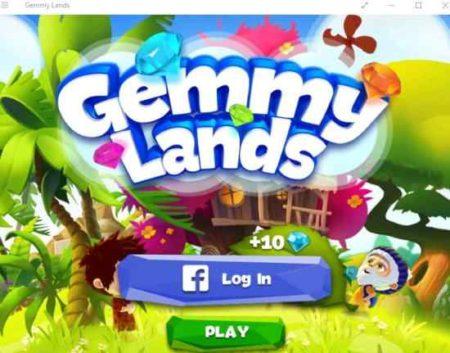 gemmy lands home