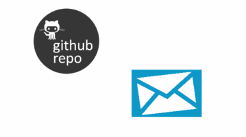 get email alert for new release of a github repository