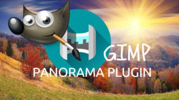 gimp panorama plugin
