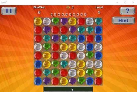 jewel3 game play
