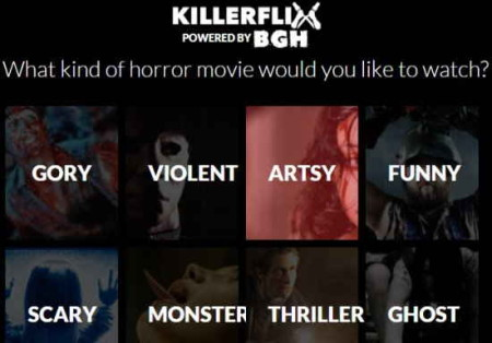 killerflix home