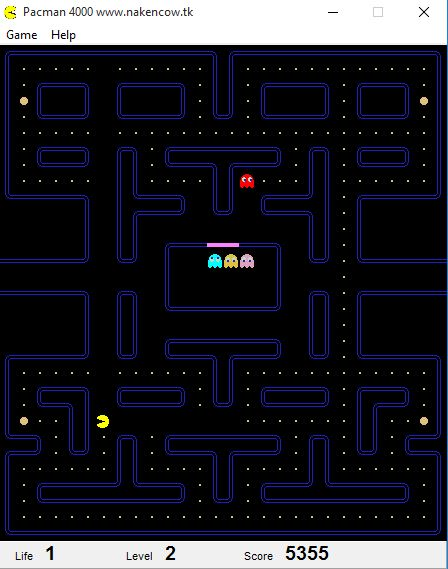 pacman games windows 10 1