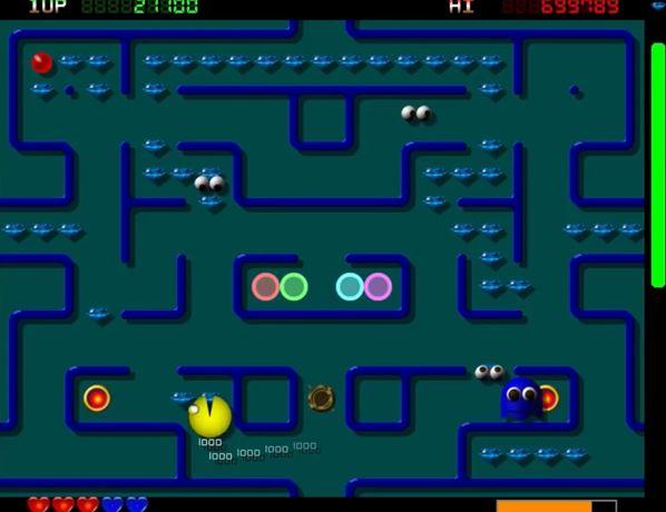 pacman games windows 10 2