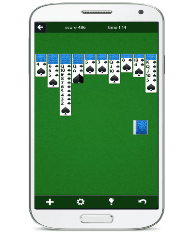 play solitaire games