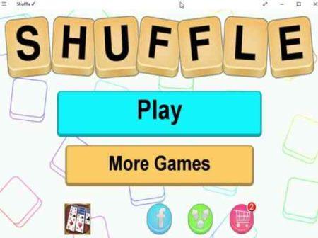 shuffle home