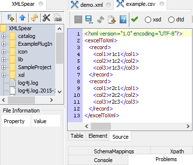 Free XML Editor Software With Real Time Validation