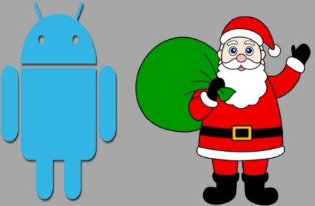 5 free talking santa Android apps