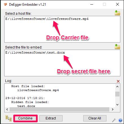 DeEgger Embedder