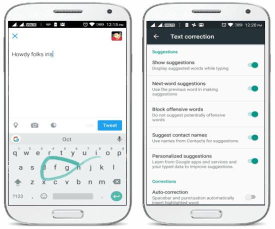 5 Free Swiftkey Alternatives for Android