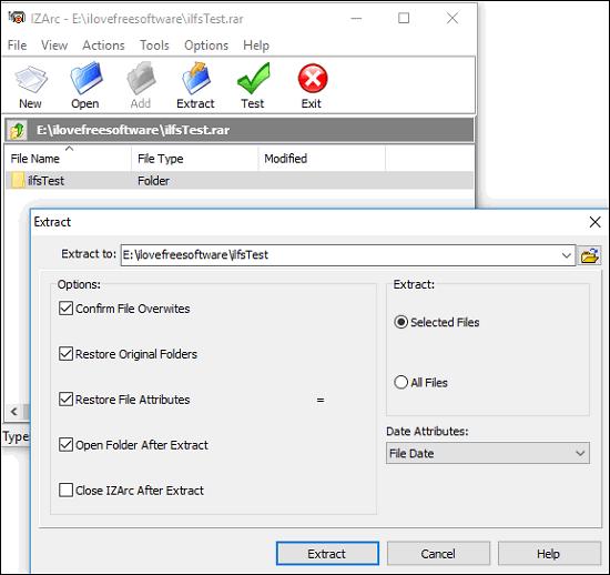 RAR5 Openers to Unzip RAR5 Files Free: 7 Free Software