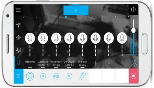 Music Maker Jam- free audio mixer android app