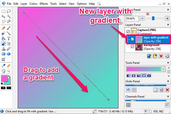Pixbuilder adding gradient