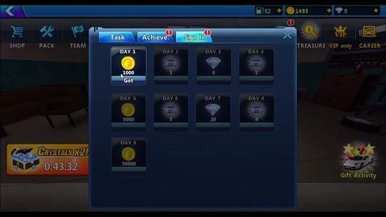 Rage Racing 3D bonuses