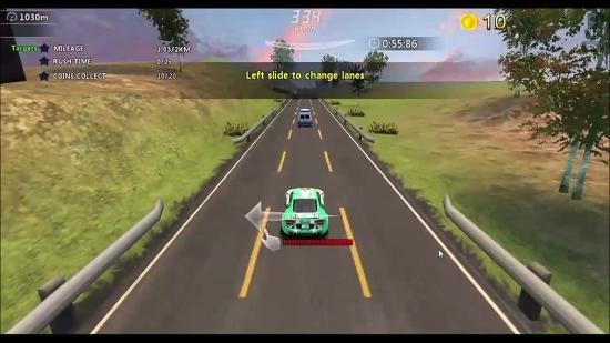 Rage Racing 3D game tips