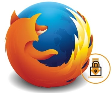 How to password protect Firefox downloads.