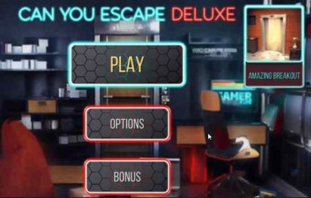 can you escape deluxe home