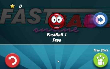 fast ball online select ball