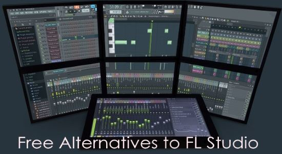 free alternatives to FL studio