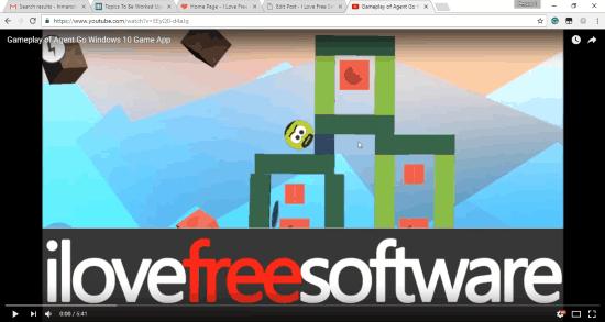 full browser mode