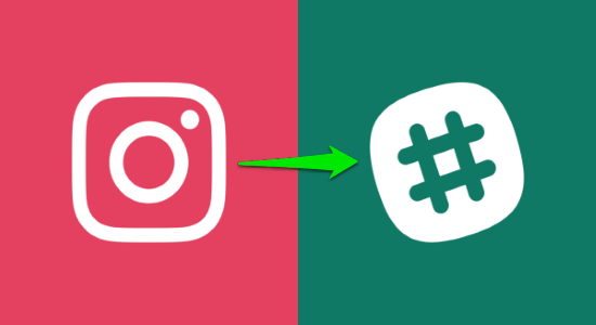get slack notifications for new instagram followers