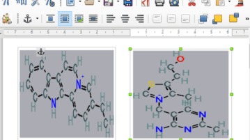 how to insert chemical formula as image in libreoffice writer- featured image