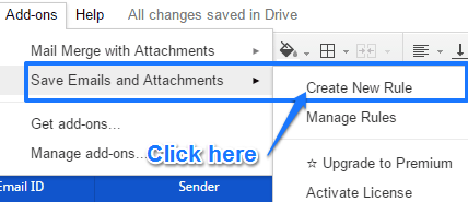 how to save gmail emails as pdf- save emails and attachments-step 1