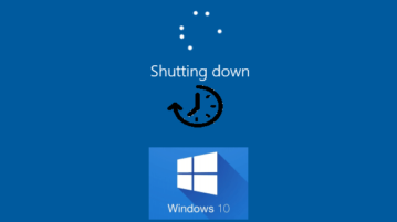 set wait time before killing an app during shut down in windows 10