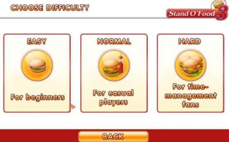 stand o food difficulty mode