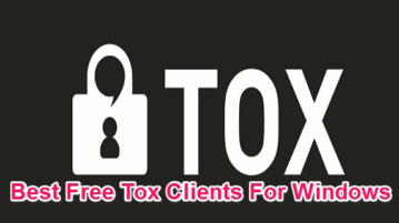 Free Tox Clients For Windows featured