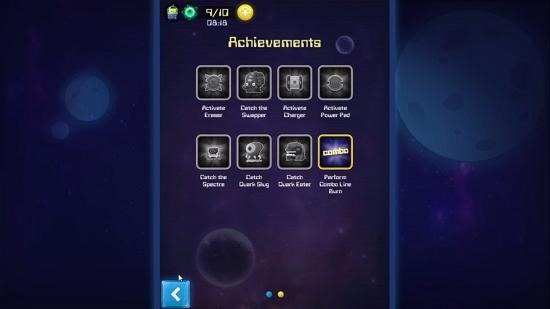 Los Aliens achievements