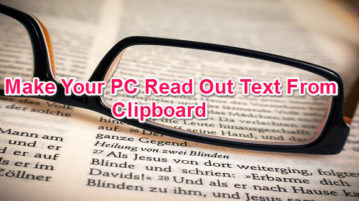 Make Your PC Read Out Text Featured