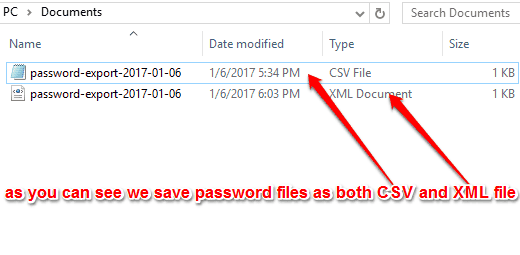 How to Export Firefox Passwords to CSV File, Import Password