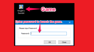 featured Password Protect Any Game In Windows
