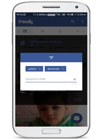 lite facebook alternative app friendly for facebook