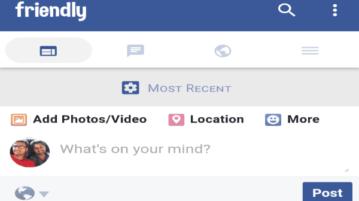 free lite facebook alternative app
