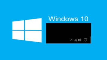 hide windows 10 system tray clock