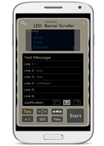 5 Free LED Banner Scroller Apps for Android