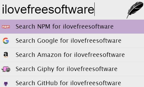 open source launcher for windows- zuzu- search
