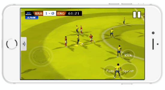 play football match 2015