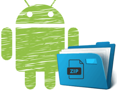 5 free android apps to zip files