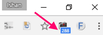 Bookmark Count Chrome
