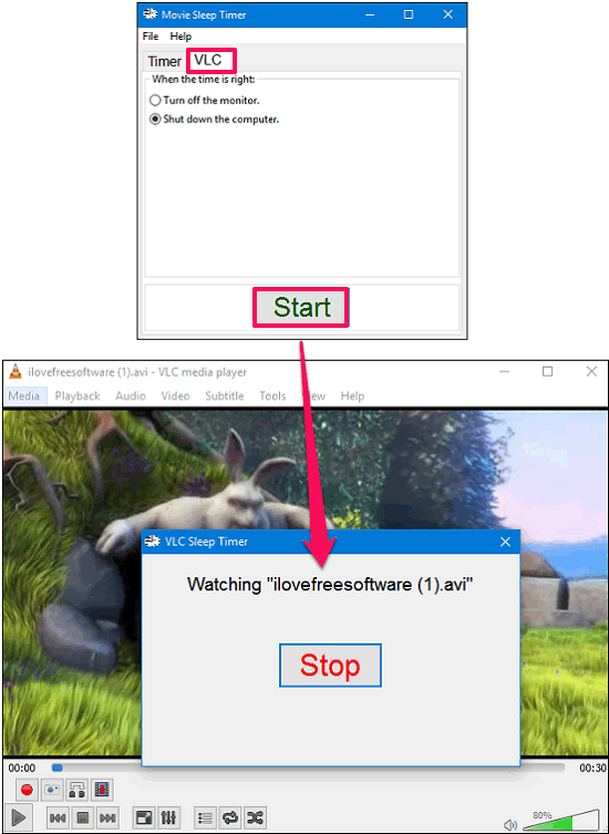 How To Shutdown PC After VLC Finishes Playing A Playlist
