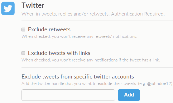 Monitor Twitter for Brand Mentions