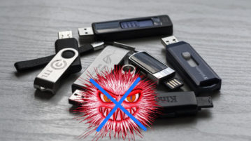 Remove Malicious Scripts And Shortcuts From A USB Drive