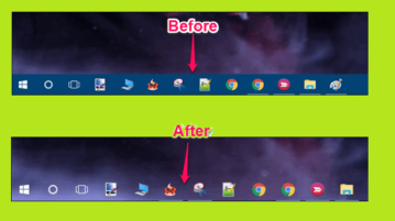 Software To Make Windows 10 Taskbar Transparent featured