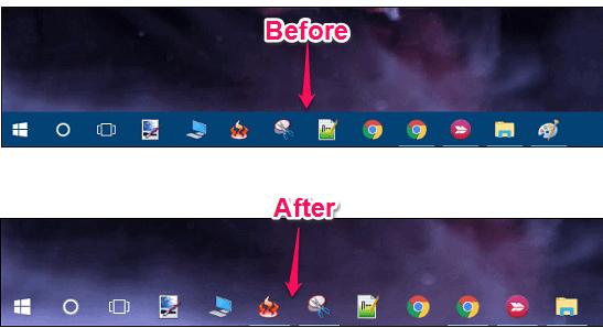 Software To Make Windows 10 Taskbar Transparent