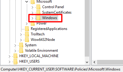 access-windows-key