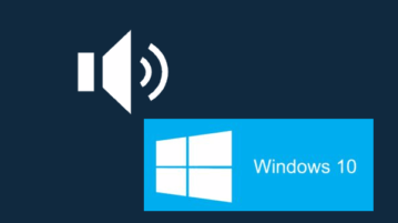 always keep a specific volume level on startup in windows 10